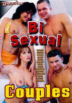 "Adult entertainment movie ""Bi Sexual Couples"" starring Adam, Shane (m) & Georgio *. Produced by Totally Tasteless Video."
