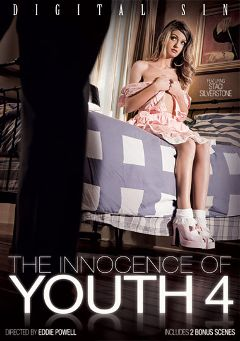 "Adult entertainment movie ""The Innocence Of Youth 4"" starring Staci Silverstone, Amor Hilton & Jessa Rhodes. Produced by Digital Sin."