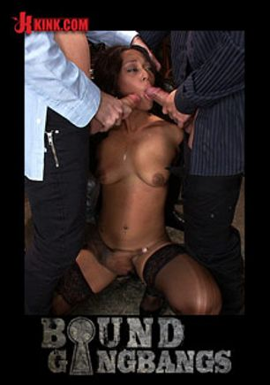 Bound Gangbangs: The Customer Is Always Right, starring Leilani Leeanne, Bobby Bends, Jon Jon, James Deen, Mr. Pete and John Strong, produced by Kink.