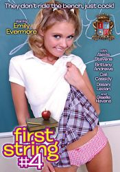 Straight Adult Movie First String 4