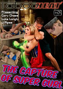 Cory Chase In Capture Of Super Gurl, starring Cory Chase, J. Pipes and Luke Longley, produced by Taboo Heat.