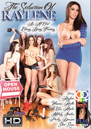 The Seduction Of Raylene, starring Presley Dawson, Veronica Radke, Shae Snow, Melody Jordan, Cici Rhodes and Raylene, produced by Devil's Film and Devils Film.