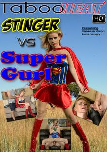 Vanessa Vixon In Stinger VS Super Gurl, starring Vanessa Vixon and Luke Longly, produced by Taboo Heat.