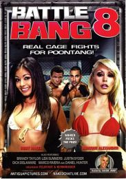 """Just Added presents the adult entertainment movie """"Battle Bang 8""""."""