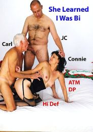 """Just Added presents the adult entertainment movie """"She Learned I Was Bi""""."""