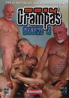 Sexy Grampas 2, starring Cody Johns, Clark Ford, German Daddy, Akos, Lars, Doc, Ezequiel, Pascal and Giovanni, produced by Older4Me.