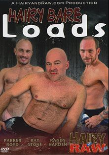 Hairy Bare Loads, starring Randy Harden, Parker Boyd, Ray Stone, Lance Summers, Snake Stone, Sky Rym, Patrick Hanson, Bryan Knight, Brad Ramsey, Tom Russo, Latin Wolf and Taylor Day, produced by Bear Films.