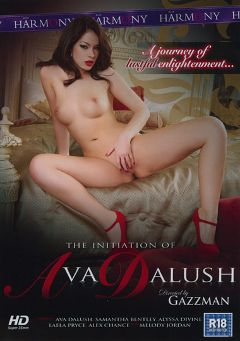 "Adult entertainment movie ""The Initiation Of Ava Dalush"" starring Ava Dalush, Yanick Shaft & Laela Pryce. Produced by Harmony Films Ltd.."