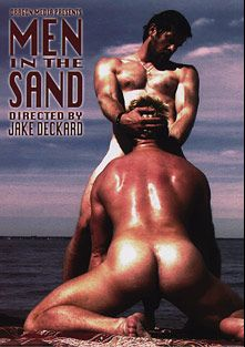 Men In The Sand  Part 2, starring Dale Cooper, Davis, Dirk Caber, Christopher Daniels, Kyle King, Bryan Slater, Colby Keller, Josh West and David Anthony, produced by Dragon Media.