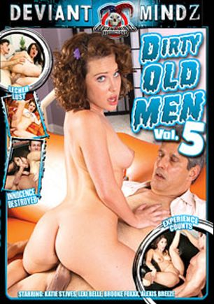 Dirty Old Men 5, starring Brooke Foxxx, Katie St. Ives, Alexis Breeze, Lexi Belle, Dirty Harry, Lee Stone, Brian Surewood and Herschel Savage, produced by Mile High Media and Deviant Mindz Productions.
