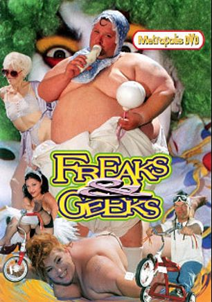 Freaks And Geeks, starring Bridget  Powerz, Napoleon, Bruno, Candy Apples, Tree Sweet, Tom Chapman, Kathy Jones and Earl Slate, produced by Heatwave Entertainment.