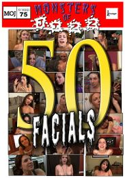 "Just Added presents the adult entertainment movie ""Monsters Of Jizz 75: 50 Facials""."