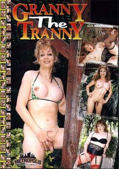 "Adult entertainment movie ""Granny The Tranny"" starring Donna Metricks, Rene Satin & Lady Lauren. Produced by Heatwave Entertainment."