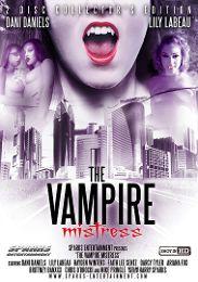 "Seasonal Picks presents the adult entertainment movie ""The Vampire Mistress""."