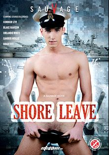 Shore Leave, starring Orlando White, Blake Hanson, Oscar Hart, Alex Candy, Xander Hollis, Kamyk Walker, Connor Levi, Brad Fitt, Thomas Fiaty and John Parker, produced by Staxus.