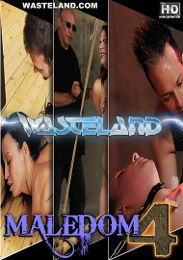 """Just Added presents the adult entertainment movie """"Maledom 4""""."""