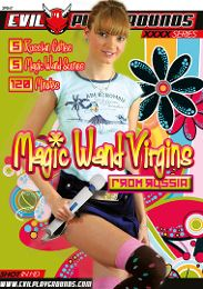 "Featured Category - Massage presents the adult entertainment movie ""Magic Wand Virgins From Russia""."