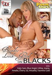 Straight Adult Movie Blondes Look Good On Blacks