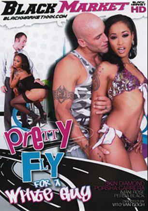 Pretty Fly For A White Guy, starring Porche Carrera, Skin Diamond, Persia Black, Davie Drehyden, Romeo Price, Imani Rose and Derrick Pierce, produced by Black Market Entertainment.