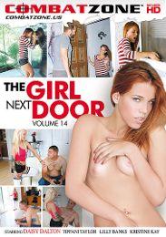 """Featured Series - The Girl Next Door - Combat Zone presents the adult entertainment movie """"The Girl Next Door 14""""."""