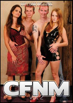 "Adult entertainment movie ""CFNM 2"" starring Kamil Kulas & Radim Rufer. Produced by William Higgins."
