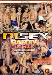 Gay Adult Movie Bi Sex Party 27: Bisexual Barside Bangers