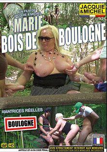 Marie Bois De Boulogne, starring Marie, produced by Jacquie Et Michel.