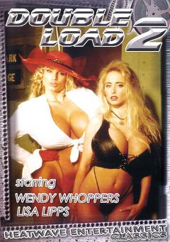 "Adult entertainment movie ""Double Load 2"" starring Wendy Whoppers, Lisa Lipps & Ariana. Produced by Heatwave Entertainment."