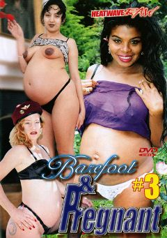 "Adult entertainment movie ""Barefoot And Pregnant 3"" starring Marcella, Samantha & Serena Lewis. Produced by Heatwave Raw."