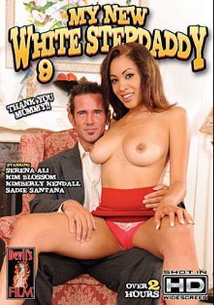 My New White Stepdaddy 9, starring Serena Ali, Kim Blossom, Sadie Santana, Kimberly Kendall and Rusty Nails, produced by Devil's Film and Devils Film.