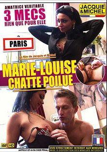 Marie-Louise Chatte Poilue, starring Marie-Louise, produced by Jacquie Et Michel.