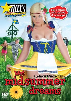 "Adult entertainment movie ""Wet Midsummer Dreams"". Produced by Mike Beck."