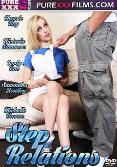 "Adult entertainment movie ""Step Relations"" starring Chessie Kay, Carly Rae & Victoria Summers. Produced by Purexxxfilms."