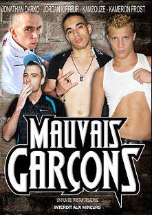 Mauvais Garcons, starring Kamzouze, Jordan Kiffeur, Jonathan Darko, Kameron Frost, Diego Delavega, Jimmy Fix and PicWik, produced by Le Kiff.