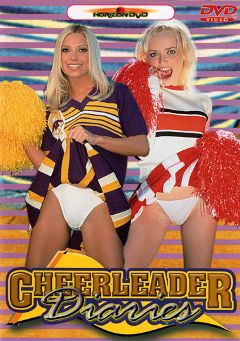 "Adult entertainment movie ""Cheerleader Diaries"" starring Wendy Divine, Allysin Chaynes & Anastasia Blue. Produced by Heatwave Entertainment."