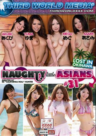 Naughty Little Asians 31, starring Akubi, Yuma, Asami, Megu, Konomi (f) and Yui, produced by Third World Media.