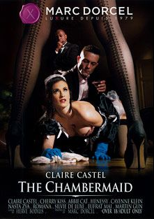 The Chambermaid, starring Claire Castel, Cherry Kiss, Nasta Zya, Markus Tynai, Henessy, Silvie Deluxe, Abbie Cat, Mike Chapman, Cayenne Klein, Mr. Clark, Eufrat Tenka, Martin Gun, Renato, Romana and Thomas Stone, produced by Marc Dorcel and Marc Dorcel SBO.