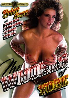 The Whores Of Yore, starring Erica Boyer, Kay Parker, Terri Hall, Lisa DeLeeuw and Sharon Mitchell, produced by Western Visuals.