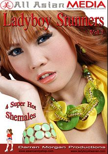 LadyBoy Stunners 3, starring Honey (o), Pammy, Patti and Yuri (o), produced by Ladyboy's Heaven.