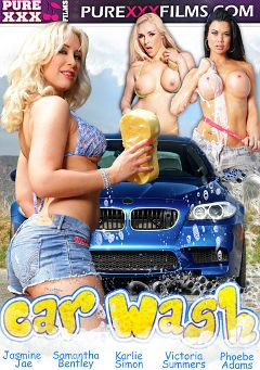 "Adult entertainment movie ""Car Wash"" starring Jasmine Jae, Victoria Summers & Karlie Simon. Produced by Purexxxfilms."