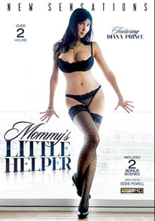 Mommy's Little Helper, starring Diana Prince, J. Love (f), Alexa Styles, Erica Fontes, Jaylene Rio, Brenda James, Ramon Nomar, Mr. Pete and Billy Glide, produced by New Sensations.