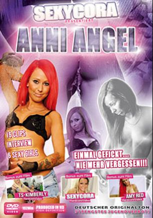 Anni Angel, starring Vivian Cox, Anni Angel, Amy Red, Sexy Cora and Ts Kimberly, produced by Sexy Cora.
