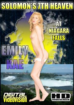 "Adult entertainment movie ""Solomon's 7th Heaven: Emily Kae At Niagara Falls"" starring Emily Kae & David Solomon. Produced by Digital Videovision."