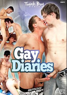 Gay Diaries, starring Lee Chow Chu, Niklas Cicla, Mitko Genc, Fredie Fore, Dominik Ray and Abaz Djuvo, produced by Twink Boy Media.