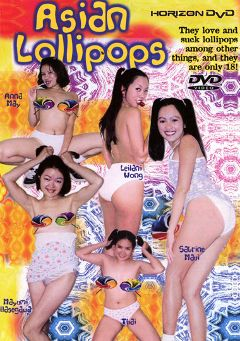 "Adult entertainment movie ""Asian Lollipops"" starring Thai, Sabrine Maui & Mayumi Hasegawa. Produced by Horizon."