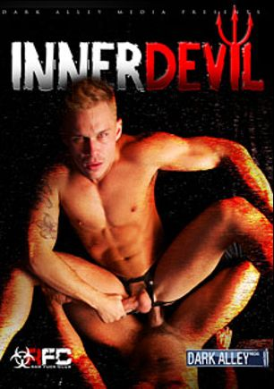 Inner Devil, starring Colton Carbone, Mike Dozer, Armond Rizzo, Tate Ryder, Brandon Hawk, Draven Torres, Antonio Biaggi and Owen Hawk, produced by Dark Alley Media and Raw Fuck Club.