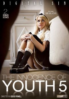 "Adult entertainment movie ""The Innocence Of Youth 5"" starring Mia Malkova, Adriana Chechik & Angel Del Rey. Produced by Digital Sin."