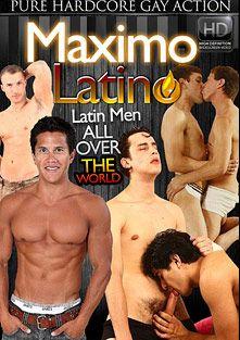 Maximo Latino, starring Mat, A.J. Irons, Fede, Leonardo, Jonathan, Jack, Maximo and Paul, produced by Fantasy Boys.