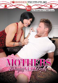 "Adult entertainment movie ""Mothers Behaving Very Badly"" starring Shay Fox, Tyler Page & Angie Noir. Produced by Forbidden Fruits Films."