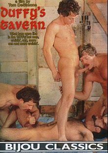 Duffy's Tavern, starring Bob Eck, Frisco Phyl, Nik Borg, Bill North, Tom Clark and Joe Love, produced by Bijou Gay Classics.